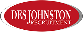 Des Johnston Recruitment Ltd Logo